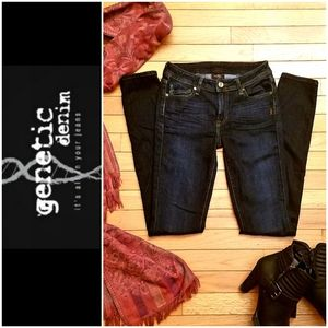 "Genetic Denim ""The Twig"" skinny jeans"